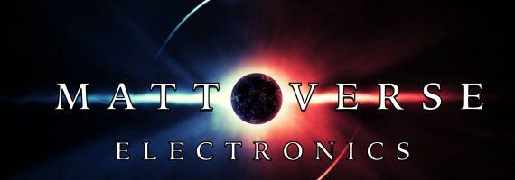 Mattoverse Electronics Banner